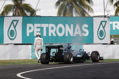 Why would Mercedes screw Hamilton?