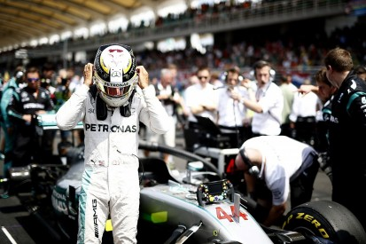 A 2016 title win would be Hamilton's greatest