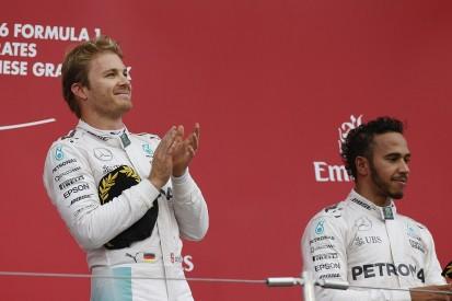 How Rosberg put Hamilton on the ropes