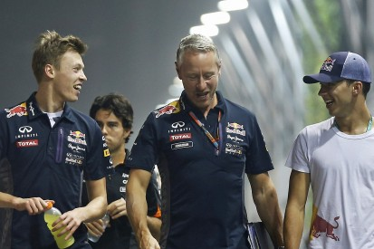 Why Red Bull's Kvyat/Gasly choice was catch-22