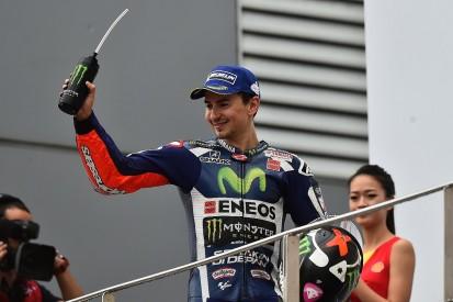 Lorenzo's Yamaha years in his own words