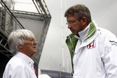 Could Ross Brawn help run F1?