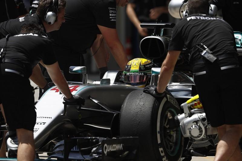 Is Hamilton poised to end his Interlagos curse?