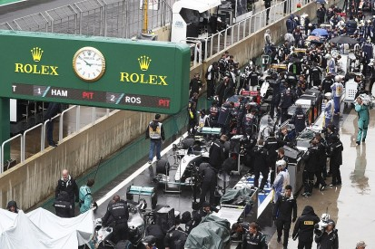 F1 needs to just get on with it in the wet