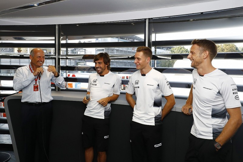 Button: Why Abu Dhabi is the end... for now