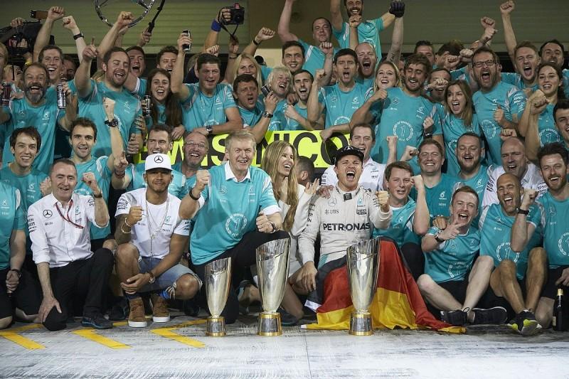 Hamilton revealed Mercedes' weak link