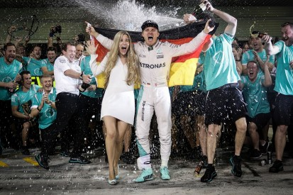 Rosberg's rocky road to recognition - but not acceptance