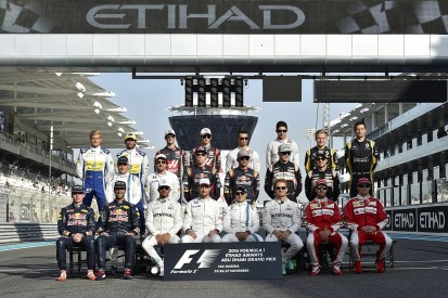 The top 10 Formula 1 drivers of 2016