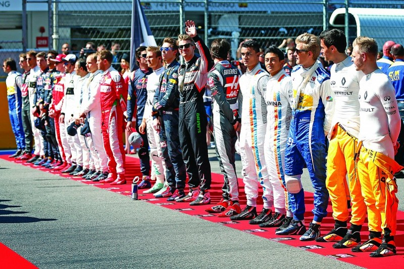 How to fix F1's young-driver problem