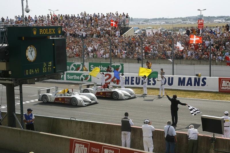 Audi's greatest sportscar moments
