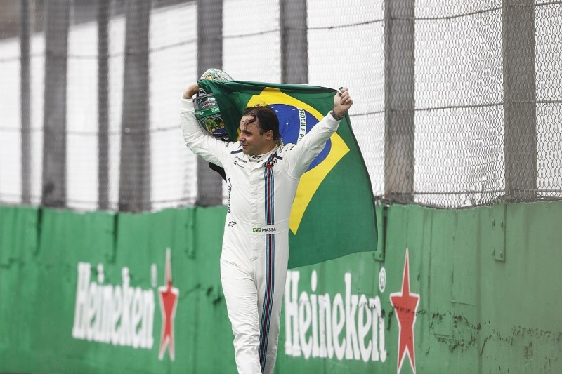 Williams should be bold: Let Massa retire