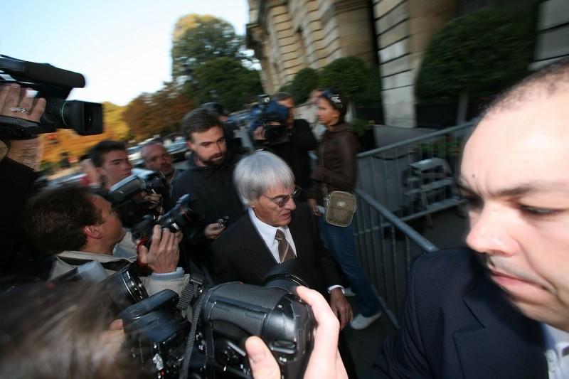 Is Bernie Ecclestone a hero or a villain?