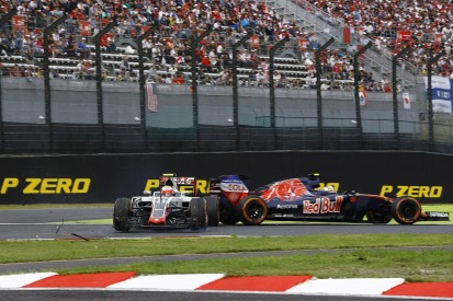 How F1 should clamp down on driving standards