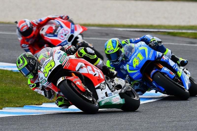 MotoGP shows F1 'customer' is not a dirty word