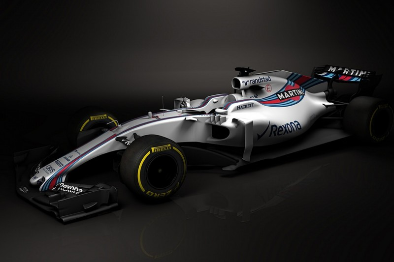 What the new Williams tells us about F1 2017