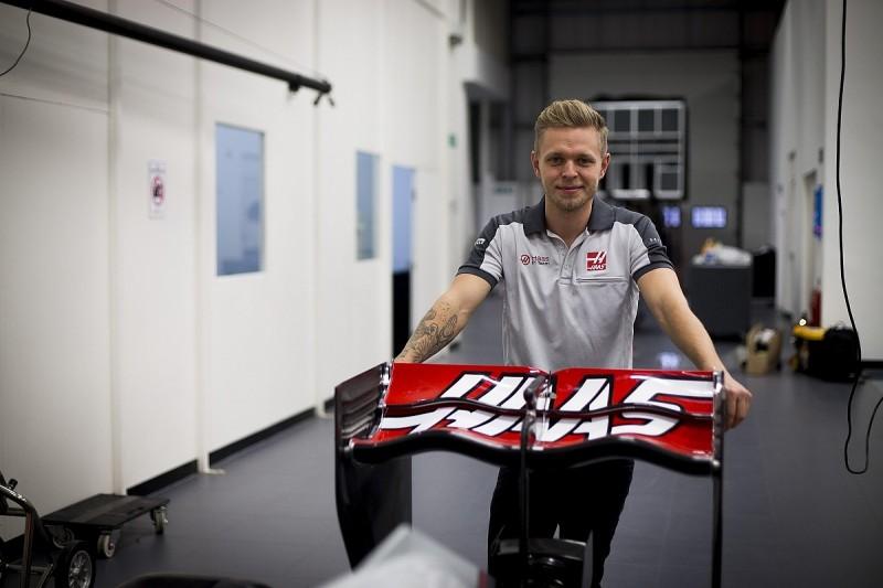 Is Haas Magnussen's last chance?