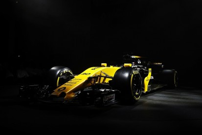 Renault reveals new F1's most detailed car yet