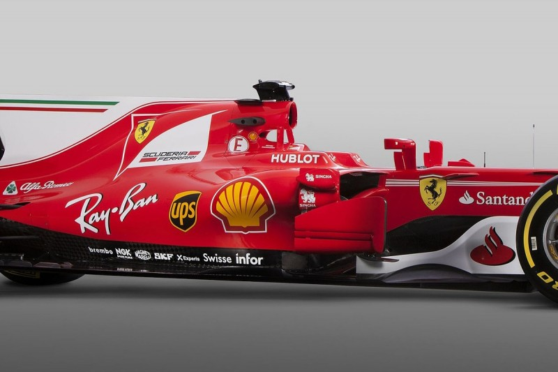 Why Ferrari's 2017 ideas could be hard to copy