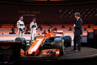 How McLaren's innovation goes beyond its livery