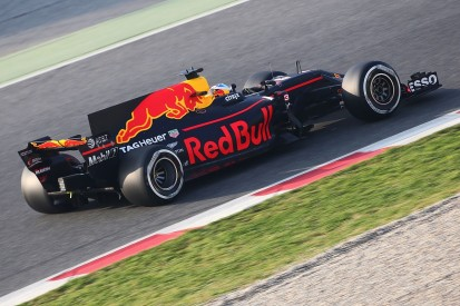 Why the Red Bull doesn't look like a Mercedes-beater