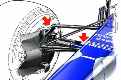 F1 2017's best innovations so far