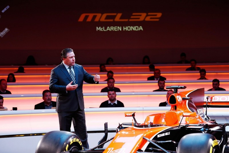 Is this the man to save McLaren?