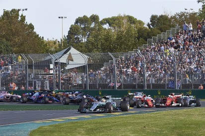 How F1's new regulations have spread the field