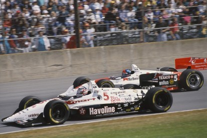 Why Alonso is modern IndyCar's Mansell moment