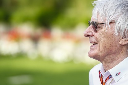 Why Ecclestone can't let go of F1