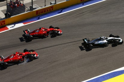 The winners and losers of F1 2017 so far