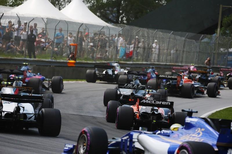 Canadian Grand Prix driver ratings