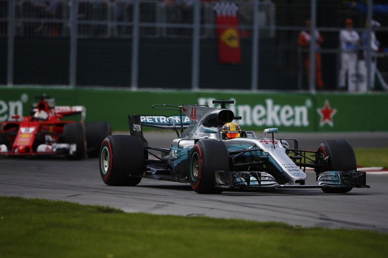 Why Mercedes has been so inconsistent in 2017