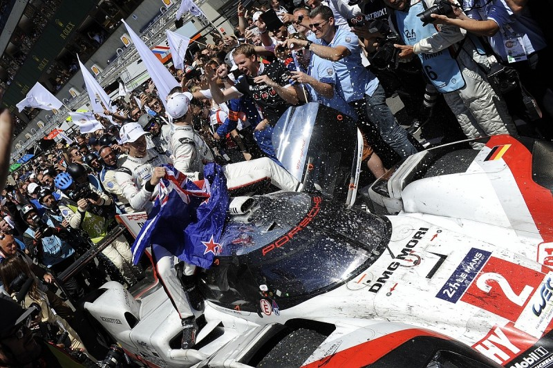 How Porsche won a race everyone lost