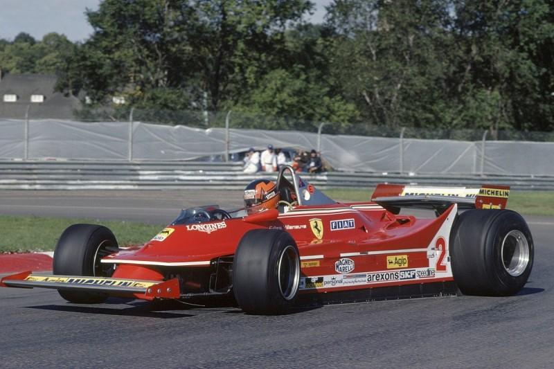 The only modern F1 driver at Villeneuve's level