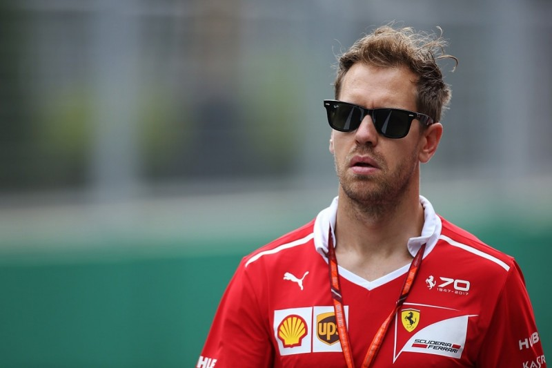 Vettel should've been disqualified on the spot