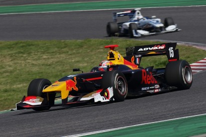The Red Bull F1 junior in exile