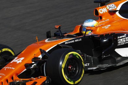 What are Alonso's options for 2018?