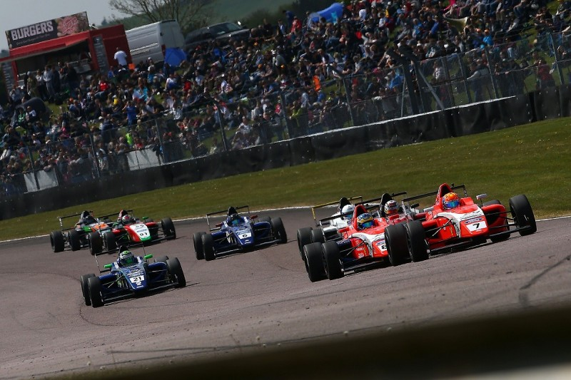 Why Formula 4 is good for the road