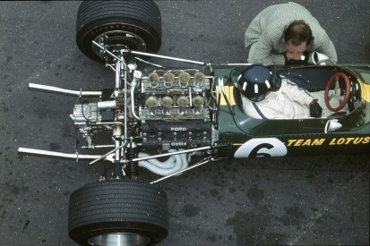 The greatest engine in Formula 1 history
