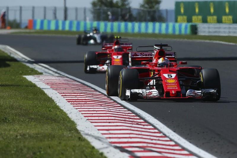 Why Ferrari will keep Raikkonen for Vettel