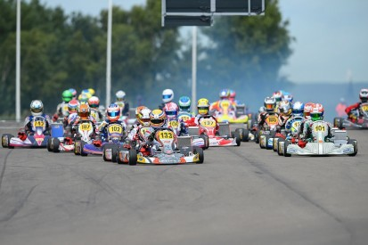 Why top racing drivers use karting to stay sharp