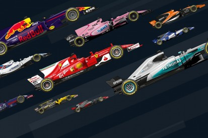 Ranking the F1 teams at the summer break