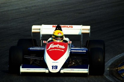 Why Senna's rookie F1 season was so special