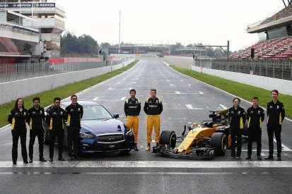 X-Factor for F1 engineers