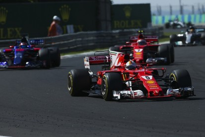 How to solve F1's overtaking problem