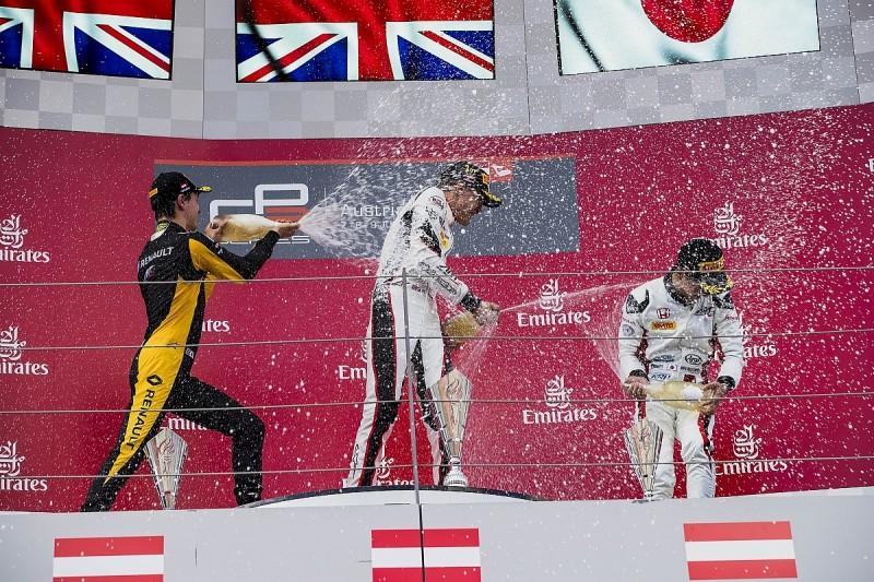 The Mercedes v Renault v Honda v Ferrari title fight