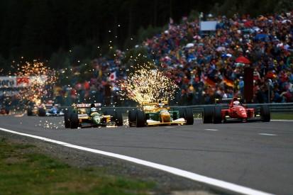 How Schumacher joined F1's elite