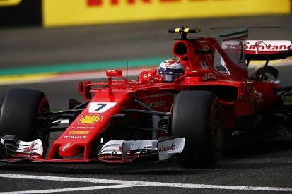 Why Raikkonen remains a risk for Ferrari