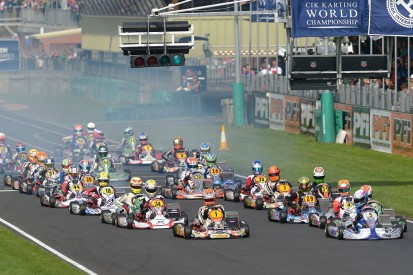 How to ace the World Karting Championships