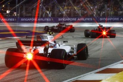 Singapore Grand Prix driver ratings